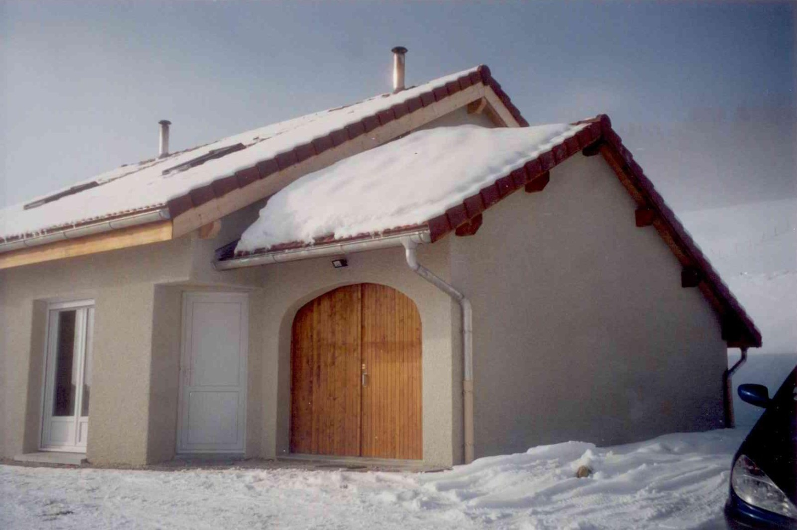location chalet mouthe